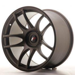 JR Wheels JR29 19×11 ET15-30 BLANK Matt Bronze