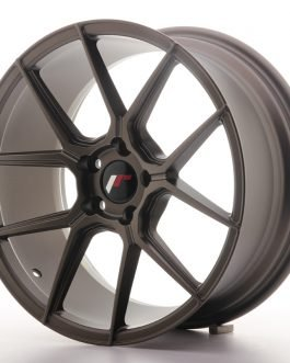 JR Wheels JR30 18×8,5 ET40 5×112 Matt Bronze