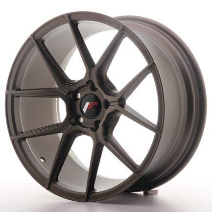 JAPAN RACING JR Wheels JR30 18x8,5 ET40 5x112 Matt Bronze 8.50x18