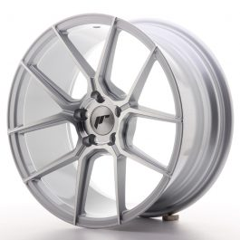 JR Wheels JR30 18×8,5 ET40 5×112 Silver Machined Face
