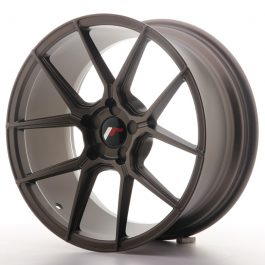 JR Wheels JR30 18×8,5 ET20-40 5H BLANK Matt Bronze