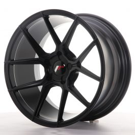 JR Wheels JR30 18×9,5 ET20-40 5H BLANK Matt Black