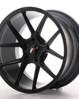 JR Wheels JR30 18×9,5 ET20-40 5H BLANK Matt Black