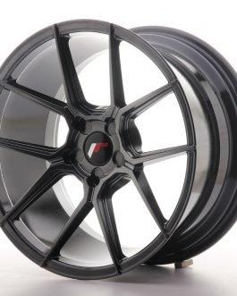 JR Wheels JR30 18×9,5 ET20-40 5H BLANK Hyper Black
