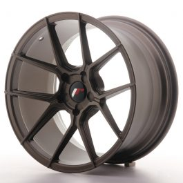 JR Wheels JR30 18×9,5 ET20-40 5H BLANK Matt Bronze