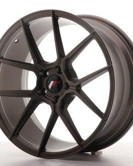 JR Wheels JR30 19×8,5 ET40 5×112 Matt Bronze