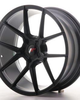JR Wheels JR30 19×8,5 ET20-43 5H BLANK Matt Black