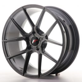 JR Wheels JR30 19×8,5 ET20-43 5H BLANK Hyper Black