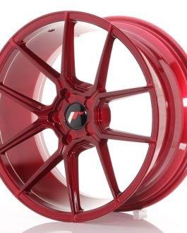 JR Wheels JR30 19×8,5 ET20-43 5H BLANK Platinum Red