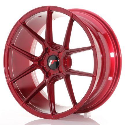 JAPAN RACING JR Wheels JR30 19x8,5 ET20-43 5H BLANK Platinum Red 8.50x19