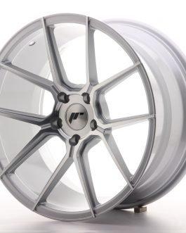JR Wheels JR30 19×9,5 ET35 5×120 Silver Machined Face