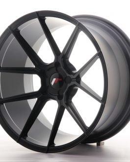 JR Wheels JR30 20×11 ET20-30 5H BLANK Matt Black