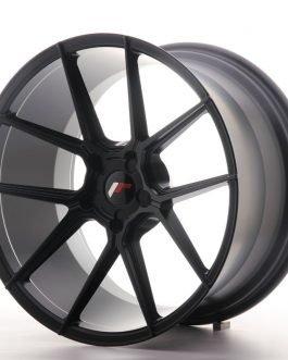 JR Wheels JR30 20×11 ET30-50 5H BLANK Matt Black