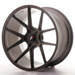 JR Wheels JR30 20×11 ET30-50 5H BLANK Matt Bronze