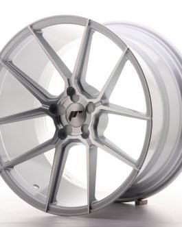 JR Wheels JR30 20×11 ET30-50 5H BLANK Silver Machined Face