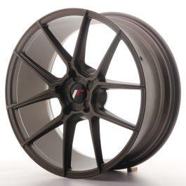 JR Wheels JR30 20×8,5 ET20-42 5H BLANK Matt Bronze