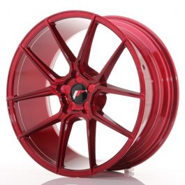 JR Wheels JR30 20×8,5 ET20-42 5H BLANK Platinum Red