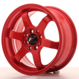 JR Wheels JR3 15×7 ET40 4×100/114 Red
