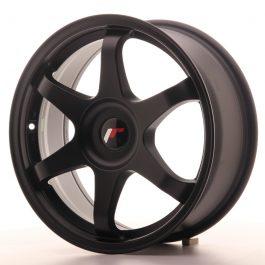 JR Wheels JR3 17×7 ET35-42 BLANK Matt Black