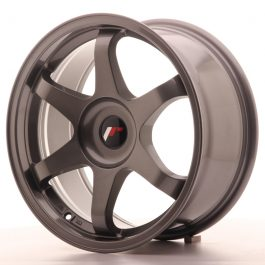 JR Wheels JR3 17×8 ET35 BLANK Gun Metal