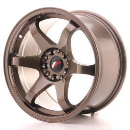 JR Wheels JR3 17×9 ET20 5×100/114 Bronze