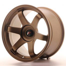 JR Wheels JR3 18×10,5 ET25-30 BLANK Dark Anodized Bronze