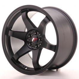 JR Wheels JR3 18×10 ET25 5×114,3/120 Matt Black