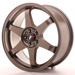 JR Wheels JR3 18×8 ET40 5×112/114 Bronze