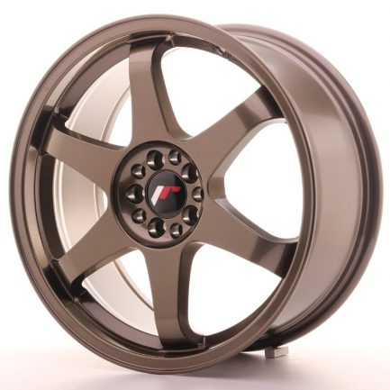 JAPAN RACING JR Wheels JR3 18x8 ET40 5x112/114 Bronze 8.00x18