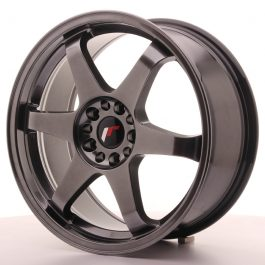 JR Wheels JR3 18×8 ET40 5×112/114 Dark Hyper Black