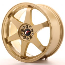 JR Wheels JR3 18×8 ET40 5×112/114 Gold