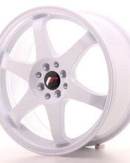 JR Wheels JR3 18×8 ET40 5×112/114 White