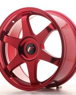 JR Wheels JR3 18×8 ET40 BLANK Platinum Red