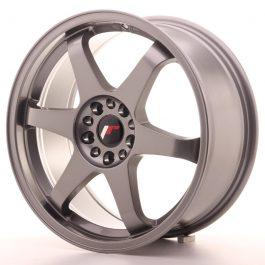 JR Wheels JR3 18×8 ET30 5×114/120 Gun Metal