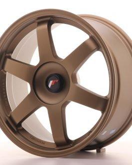 JR Wheels JR3 18×8,5 ET25-42 BLANK Dark Anodized Bronze