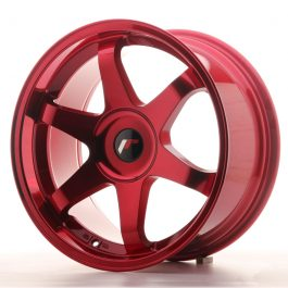 JR Wheels JR3 18×9 ET20-40 BLANK Platinum Red