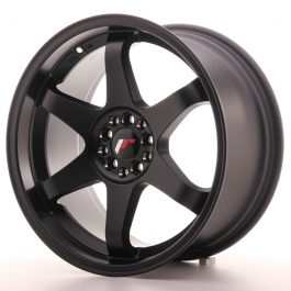JR Wheels JR3 18×9 ET15 5×114/120 Matt Black
