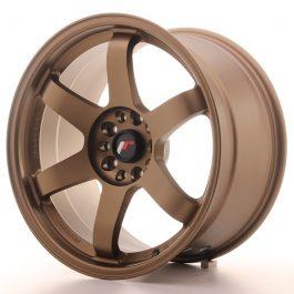 JR Wheels JR3 18×9,5 ET38 5×100/114,3 Dark Anodized Bronze