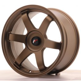 JR Wheels JR3 18×9,5 ET22-38 BLANK Dark Anodized Bronze
