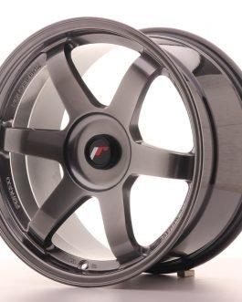 JR Wheels JR3 18×9,5 ET22-38 BLANK Hyper Black