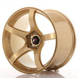 JR Wheels JR32 18×10,5 ET22 5×114,3 Gold