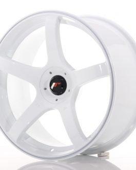 JR Wheels JR32 18×8,5 ET20-38 5H BLANK White
