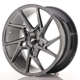 JR Wheels JR33 19×8,5 ET35-48 5H BLANK Hyper Black