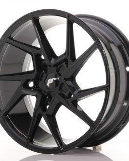 JR Wheels JR33 20×9 ET20-48 5H BLANK Gloss Black
