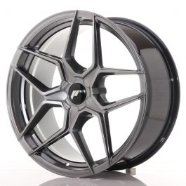 JR Wheels JR34 19×8,5 ET20-40 5H BLANK Hyper Black