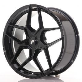 JR Wheels JR34 19×8,5 ET35-40 5H BLANK Gloss Black