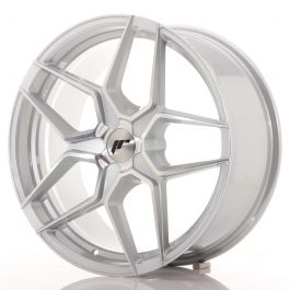JR Wheels JR34 19×8,5 ET35-40 5H BLANK Silver Machined Face