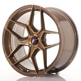 JR Wheels JR34 19×9,5 ET20-40 5H BLANK Platinum Bronze