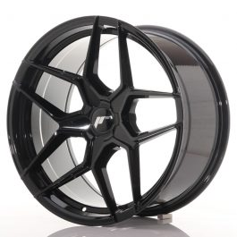 JR Wheels JR34 19×9,5 ET20-40 5H BLANK Gloss Black