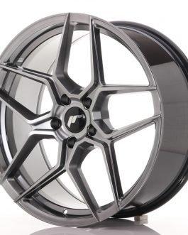 JR Wheels JR34 20×9 ET35 5×120 Hyper Black